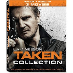 TAKEN MOVIE COLLECTION
