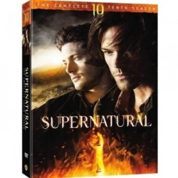 SUPERNATURAL- 10 SEASON