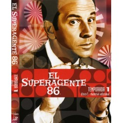 EL SUPERAGENTE 86 - TEMPORADA 1