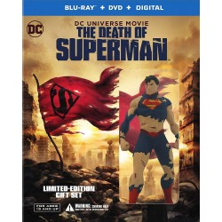 THE DEATH OF SUPERMAN DELUXE EDITION