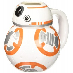 BB-8 - STAR WARS - SCULPED MUG