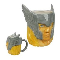 THOR - SCULPED MUG (COMICS)