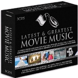 LATEST AND GREATEST MOVIE MUSIC - OST