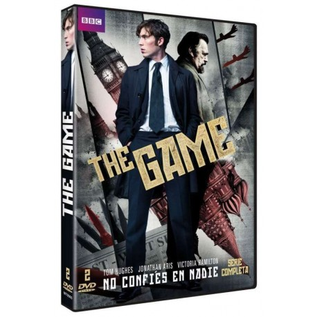 The Game: Serie Completa (BBC)