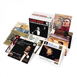 CLAUDIO ABBADO - THE COMPLETE RCA AND SONY ALBUM COLLECTION