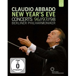 CLAUDIO ABBADO - NEW YEAR'S EVE CONCERTS 96/97/98