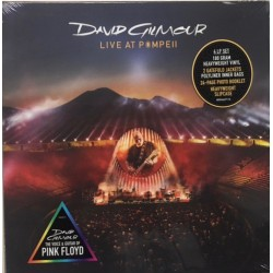 DAVID GILMOUR - LIVE AT POMPE II