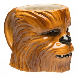 CHEWBACCA - STAR WARS - SCULPED MUG