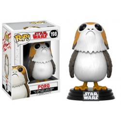 Pop! 198: Star Wars - The Last Jedi / Porg