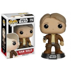 Pop! 79: Star Wars / Han Solo