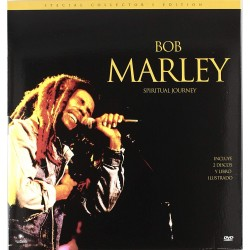 BOB MARLEY - SPIRITUAL JOURNEY - PACK