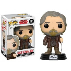 Pop! 193: Star Wars - The Last Jedi / Luke Skywalker