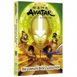 AVATAR - THE LAST AIRBENDER - 2 BOOK SERIE