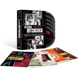 ALFRED HITCHCOCK - THE ESSENTIALS COLLECTION