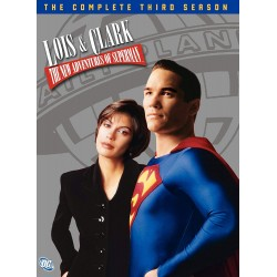 LOIS AND CLARK THE NEW ADVENTURES OF SUPERMAN - 3 SEASON