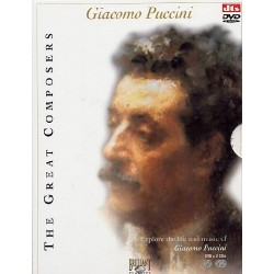 GIACOMO PUCCINI - THE GREAT COMPOSERS