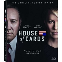 HOUSE OF CARDS - 4 SEASON