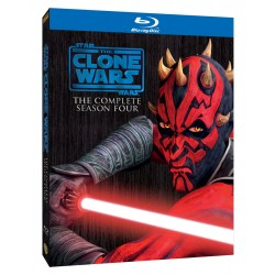 STAR WARS - CLONE WARS - 4 SEASON