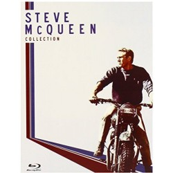 STEVE McQUEEN COLLECTION: THE GREAT ESCAPE / THE MAGNIFICENT SEVEN / THE THOMAS CROWN AFFAIR / THE SAND PEBBLES