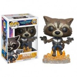 Pop! 201: Guardians of the Galaxy Vol 2 / Rocket