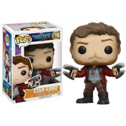 Pop! 198: Guardianes de la Galaxia Vol 2 / Star-Lord