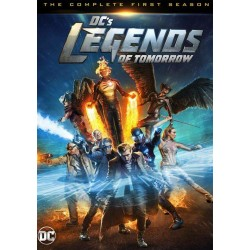 DC´S LEGENDS OF TOMORROW - THE COMPLETE 1 SEASON
