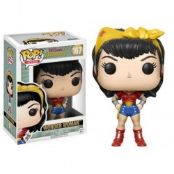 Pop! 167: Bombshells - Wonder Woman / DC Comics