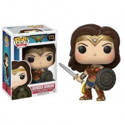 Pop! 172: Wonder Woman - Wonder Woman / DC Comics