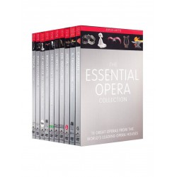 THE ESSENTIAL OPERAS - COLLECTION