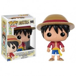 Pop! 98: One Piece - Monkey D. Luffy