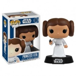 Pop! 04: Star Wars / Princess Leia