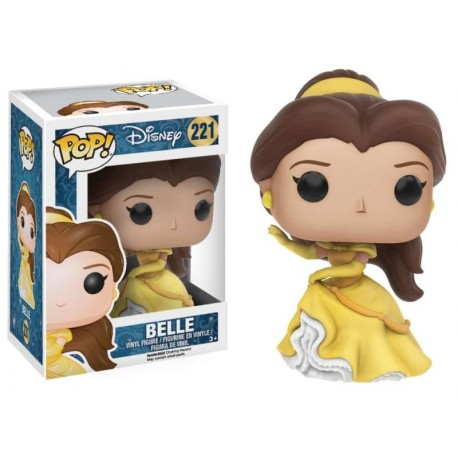 Pop! 221: Belle and the Beast / Belle
