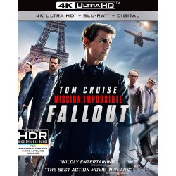 MISION IMPOSIBLE - FALL OUT