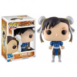 Pop! 136: Street Fighter V / Chun-Li
