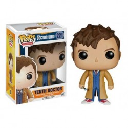 Pop! 221: Tenth Doctor - Doctor Who / 10th Doctor