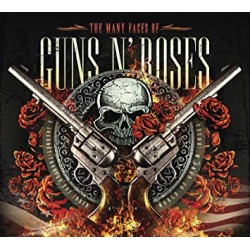 GUNS N' ROSES - THE MANY FACES OF