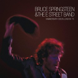 BRUCE SPRINGSTEEN & THE E STREET BAND - HAMMERSMITH ODEON LONDON 75