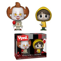 Vynl: IT / Pennywise and Georgie