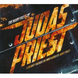 JUDAS PRIEST - THE MANY FACES OF