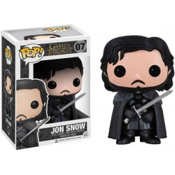 Pop! 07: Game of Thrones / Jon Snow
