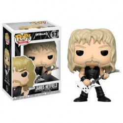 Pop! 57: Metallica / James Hetfield