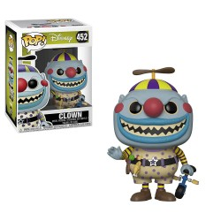 Pop! 452: Nightmare Before Christmas - Clown / Disney
