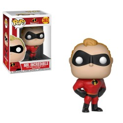Pop! 408: Incredibles 2 - Mr. Incredible / Disney
