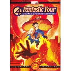 FANTASTIC FOUR - WORLD'S GREATEST HITS