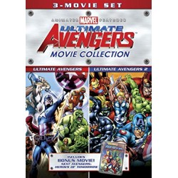 ULTIMATE AVENGERS - MOVIE COLLECTION.