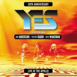 YES - LIVE AT THE APOLO - 50TH ANNIVERSARY