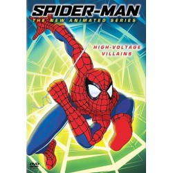 SPIDERMAN - THE NEW ANIMATED SERIES.