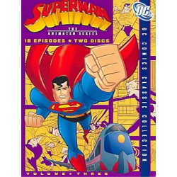 SUPERMAN - THE ANIMATED SERIES VOL.3