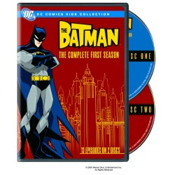 THE BATMAN - THE COMPLETE FIRST SEASON