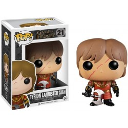 Pop! 21: Game of Thrones in Battle Armor / Tyrion Lannister